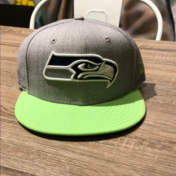 a14a78c62 Seattle Seahawks fitted hat